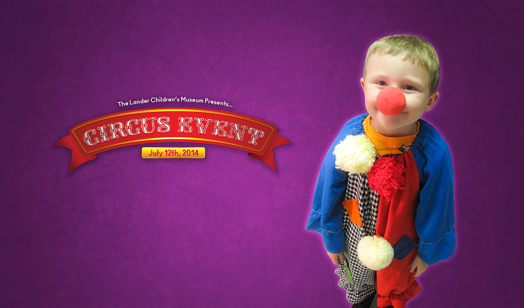 Lander Children's Museum Circus Event
